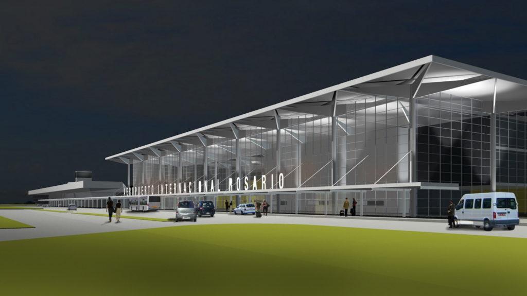 El aeropuerto de Rosario tendrá dos terminales tras una inversión de más de U$S 30 millones