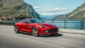 El impresionante Aston Martin Vanquish Zagato Edición Limitada, en imágenes