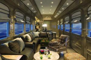 Cómo será el primer tren de lujo nocturno de Sudamérica