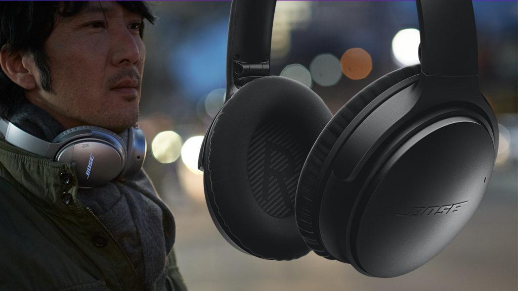Bose corta los cables y lanza sus nuevos auriculares inalámbricos