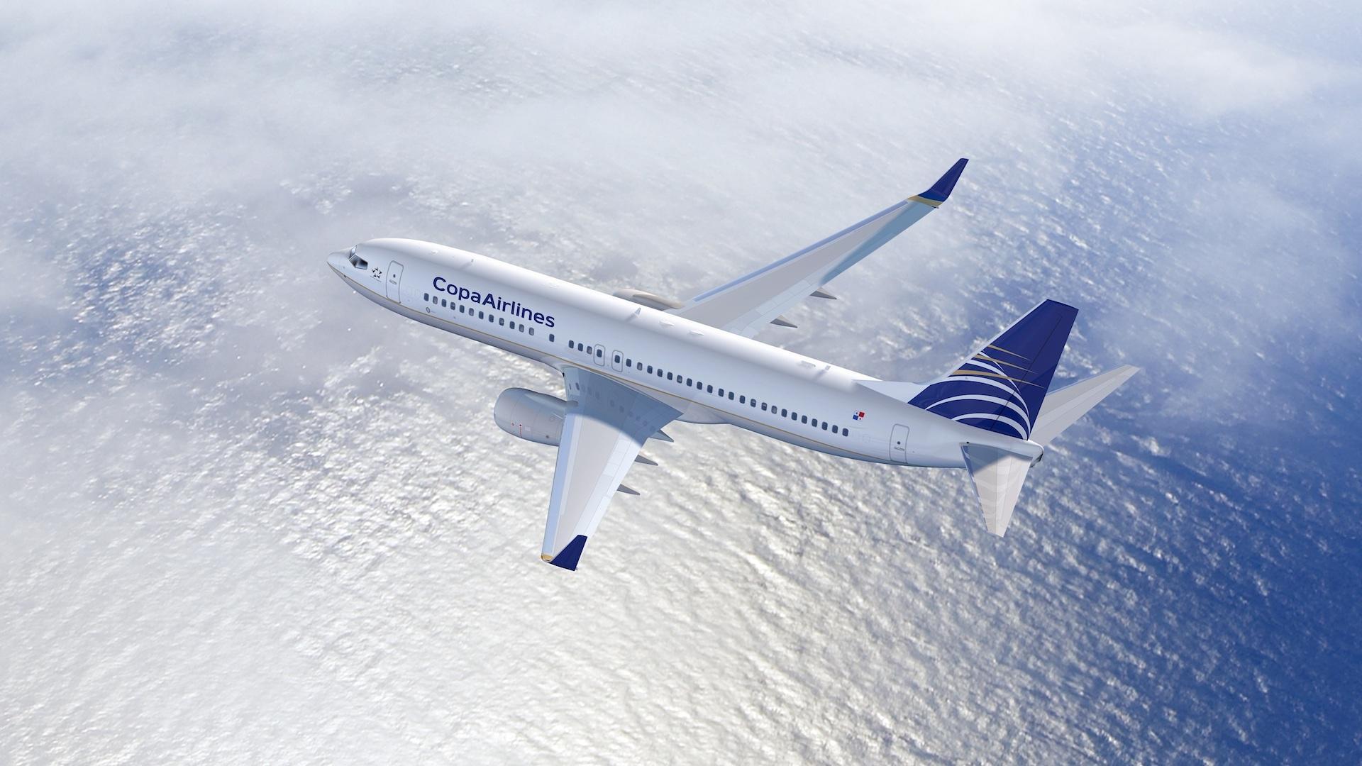 Copa Airlines aumenta las frecuencias entre Rosario y Panamá