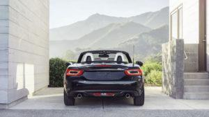 El deportivo de Fiat más atractivo: el nuevo 124 Spider, en imágenes