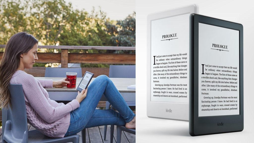 Amazon renueva sus lectores de e-books Kindle