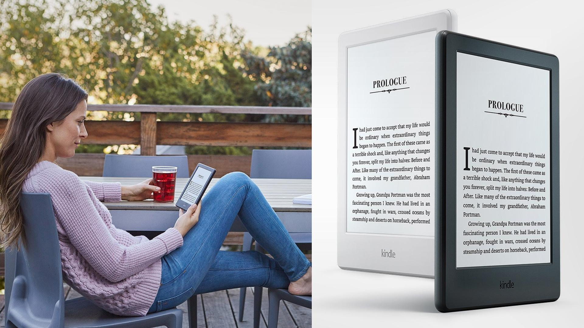 Amazon renueva sus lectores de e-books Kindle