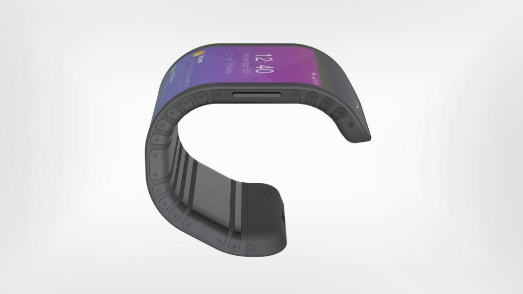 Lenovo muestra su futuro con teléfonos y tablets flexibles