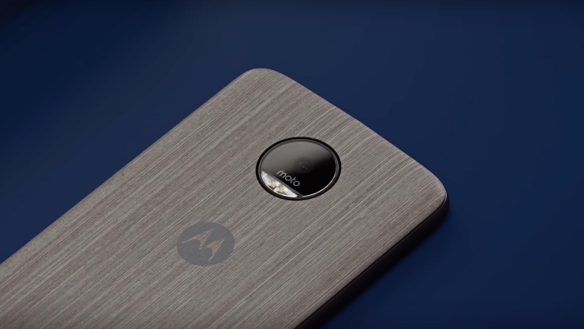 Lenovo lanzó los nuevos Moto Z y Moto Z Force con módulos intercambiables