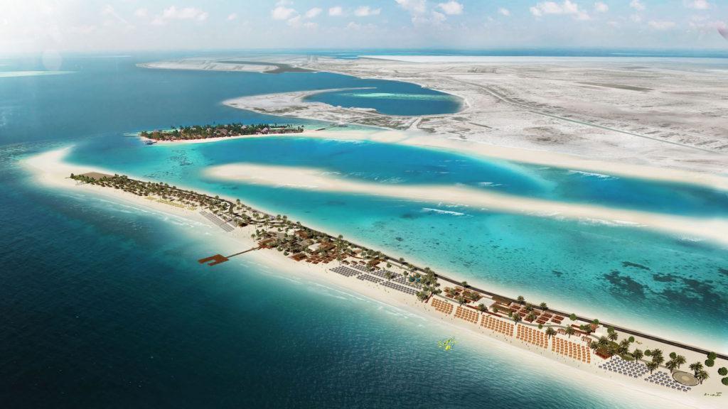 Nuevo destino en cruceros para 2017: Playa Oasis Sir Bani Yas