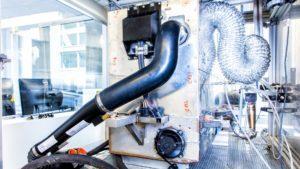 Nissan presentó el primer sistema para vehículos impulsado con electricidad por bioetanol