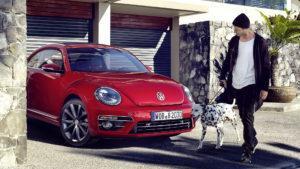 Este es el nuevo VW Beetle