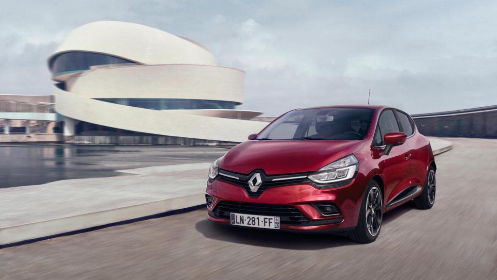 Este es el nuevo Renault Clio