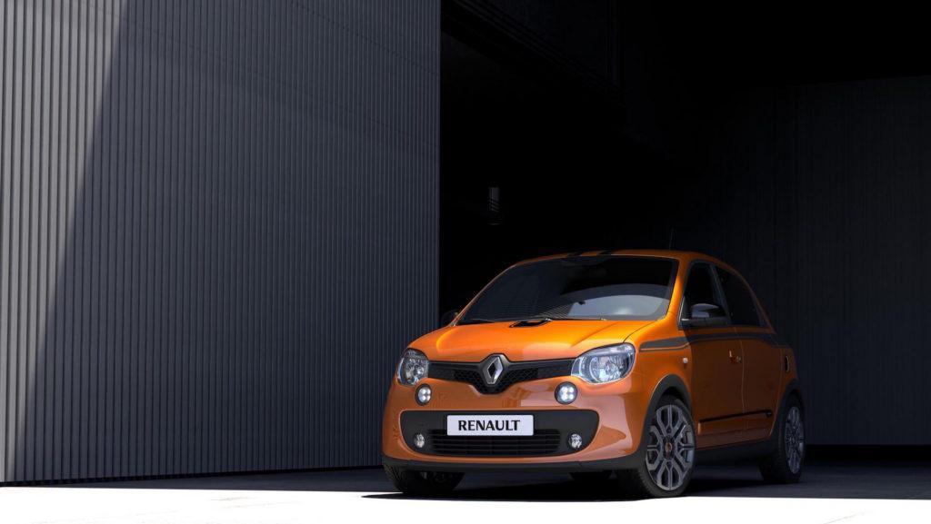 Renault presenta el Twingo GT