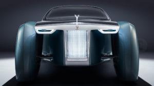 Rolls-Royce deslumbra con su futurista primer vehículo autónomo