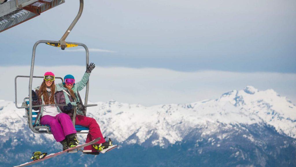 Los mejores lugares para esquiar en Argentina y Chile