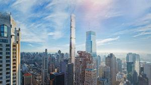 Así lucirá la nueva torre de Nueva York, tan alta como el Empire State Building