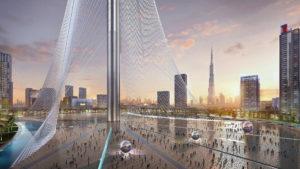 Comenzó la construcción de la increíble torre que será la más alta de Dubái