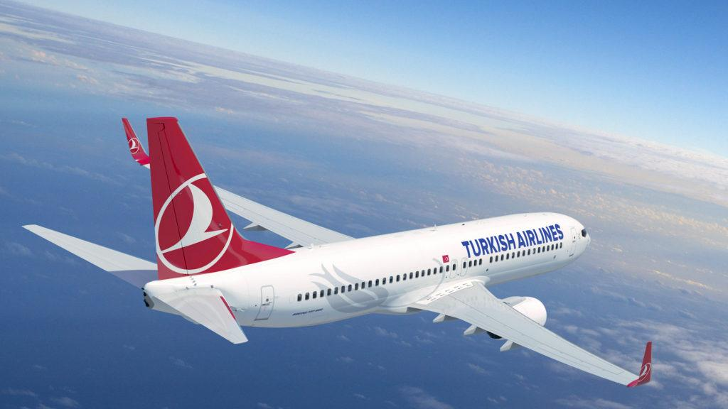 Turkish Airlines ahora entrega laptops a los pasajeros en vuelos con la prohibición de dispositivos