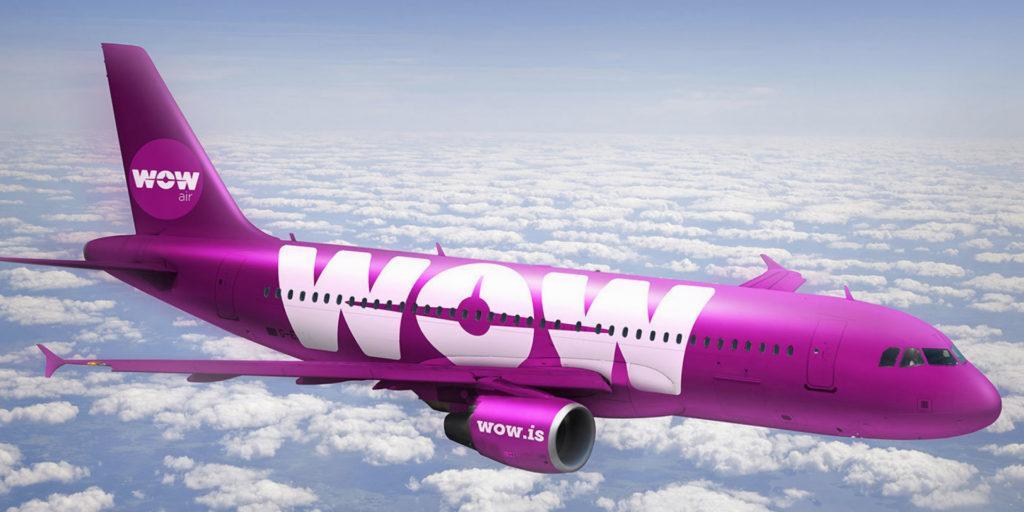 WOW sigue expandiendo sus rutas internacionales con vuelos a US$ 99