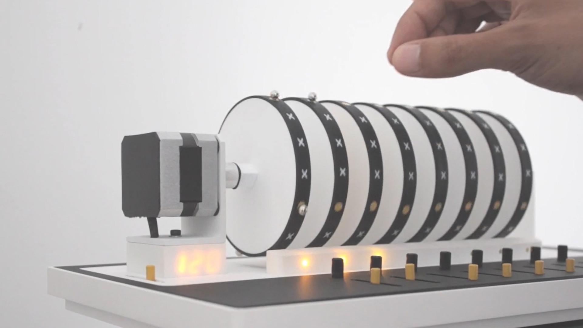 La caja de música digital combina tradición, creatividad y tecnología