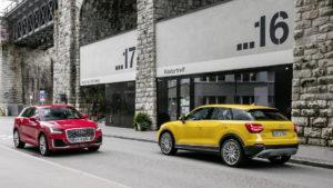 El Audi Q2 ganador en los premios Automotive Brand Contest por su diseño exterior
