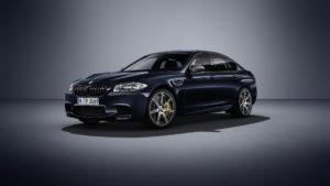 BMW lanzó el exclusivo M5 Competition Edition