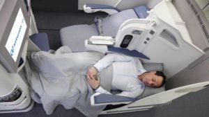 Air Europa aumenta las opciones para viajar en clase Business