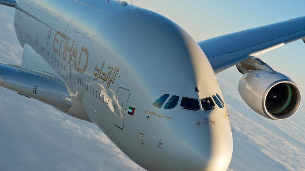 ¿Cómo hacer para volar en el Airbus A380?