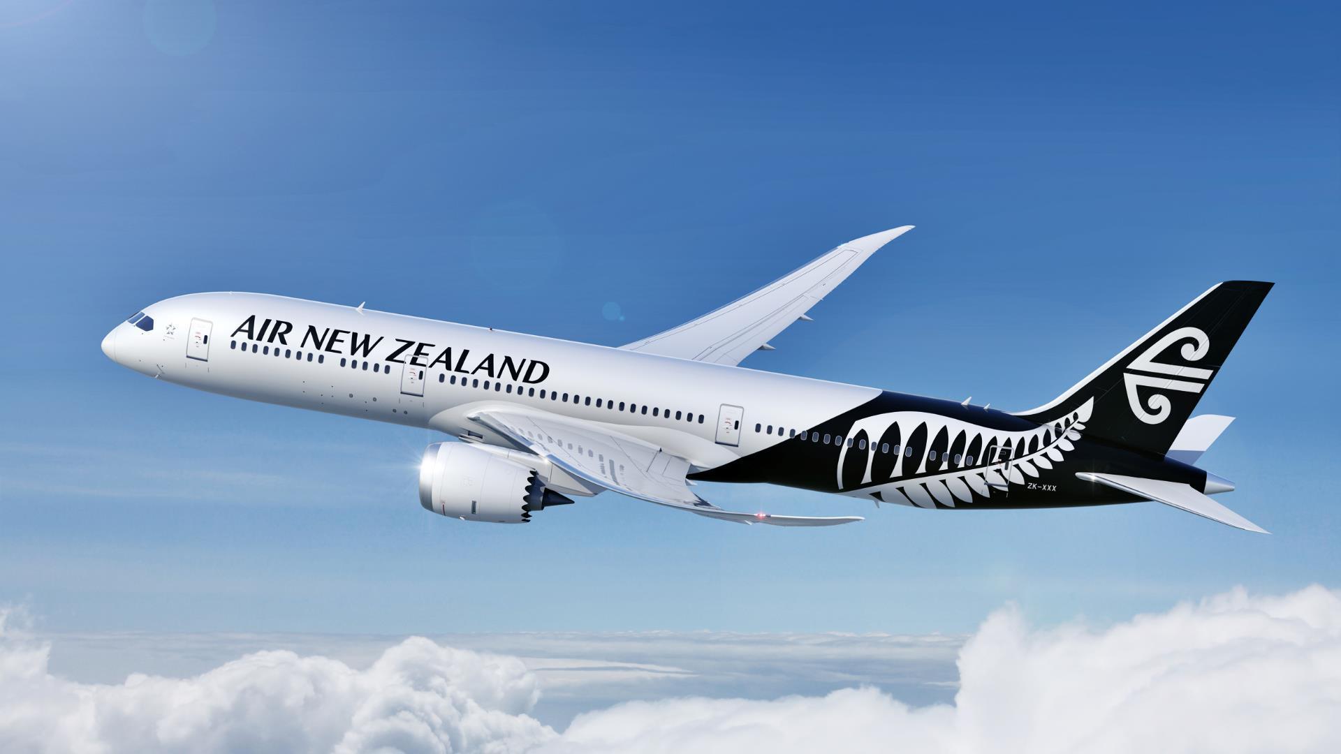 Air New Zealand también tendrá internet Wi-Fi a bordo