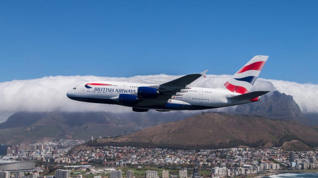 British Airways canceló todos sus vuelos