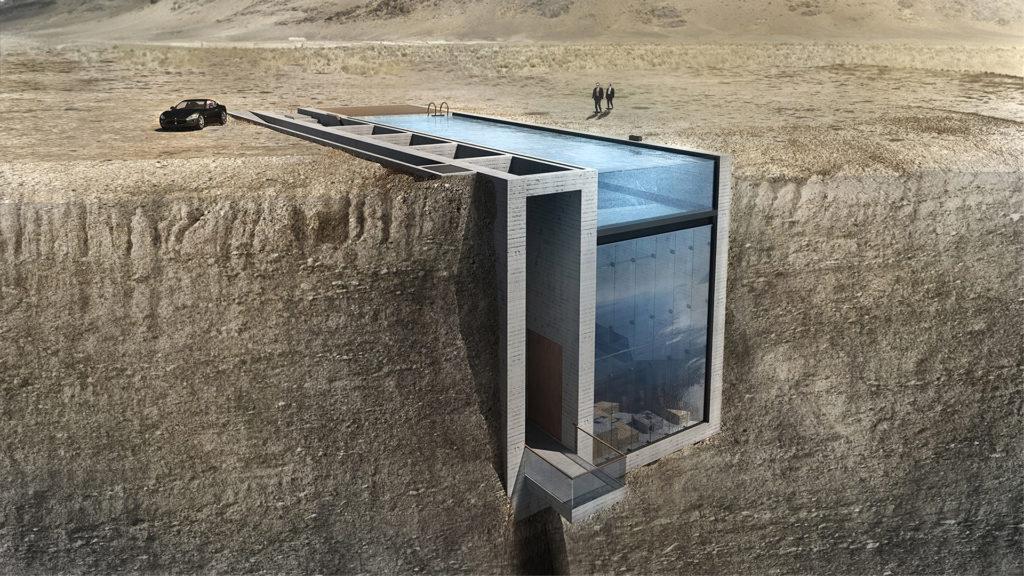 [Imágenes] La increíble Casa Brutale será una realidad