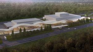 Inaugura el Centro de Convenciones y Predio Ferial de Punta del Este