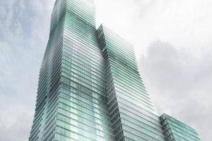 Comienza la construcción del mayor rascacielos diseñado por una mujer