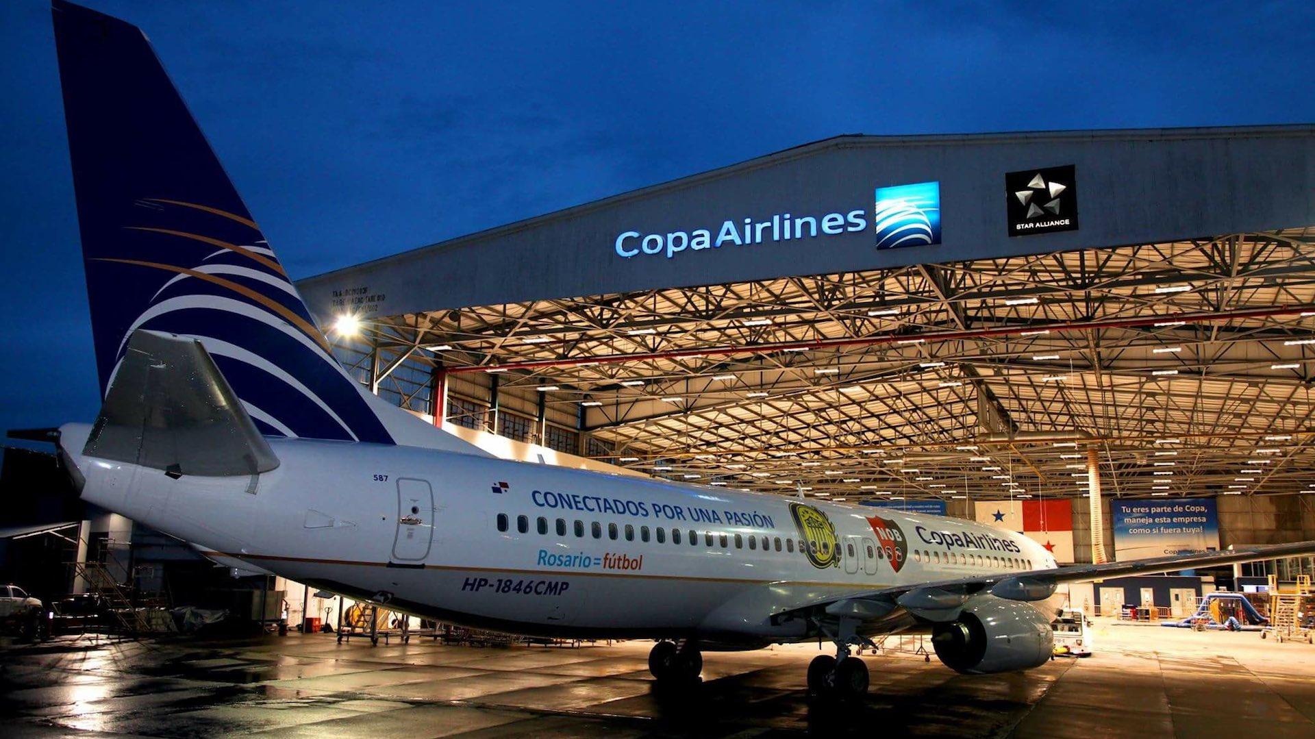 Copa Airlines comenzó a operar la ruta Rosario – Panamá