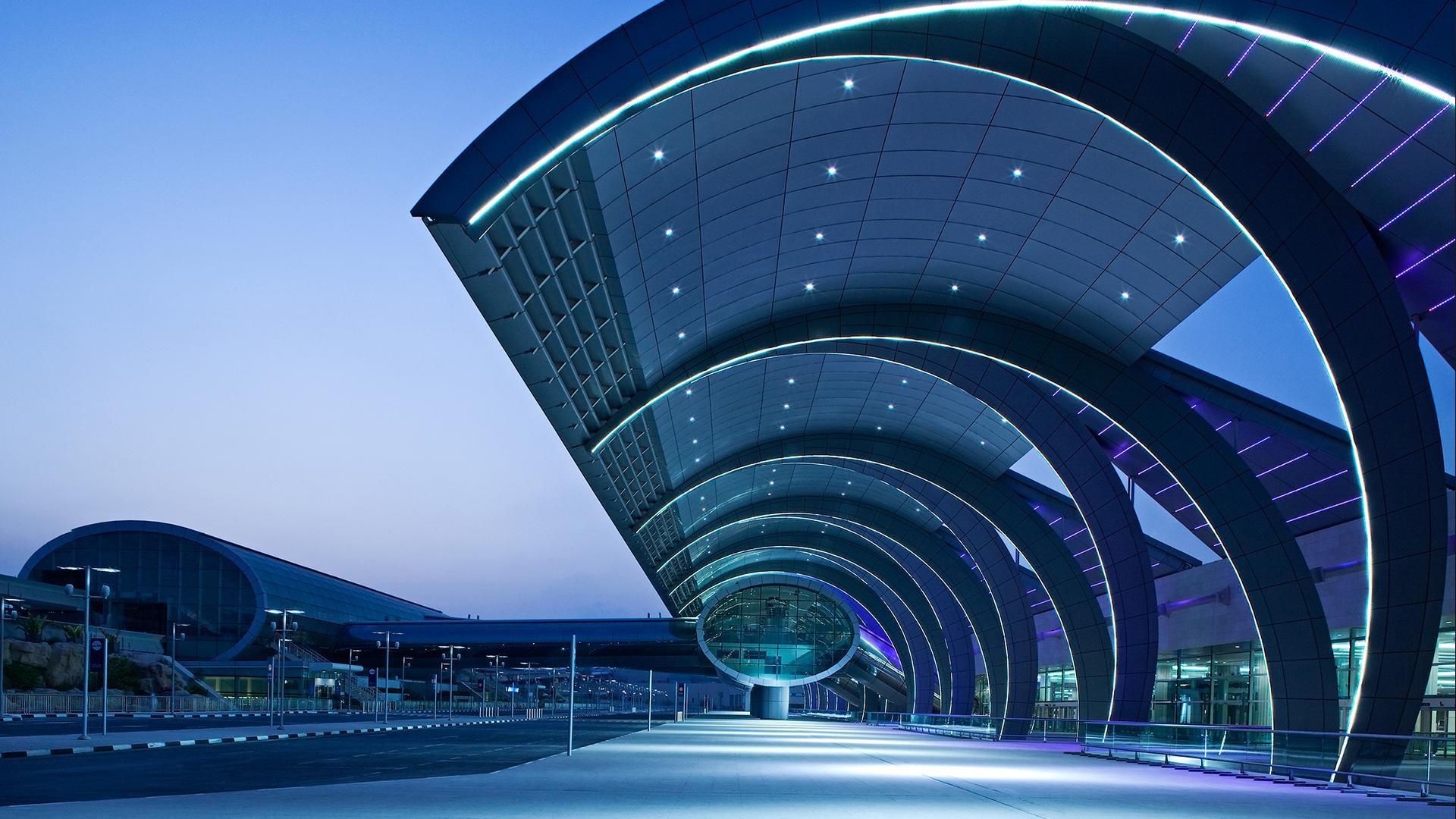 El aeropuerto de Dubái sigue creciendo en cantidad de pasajeros
