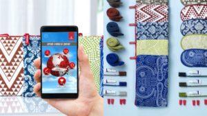 Emirates presenta el primer kit de a bordo interactivo del mundo con tecnología de Realidad Aumentada