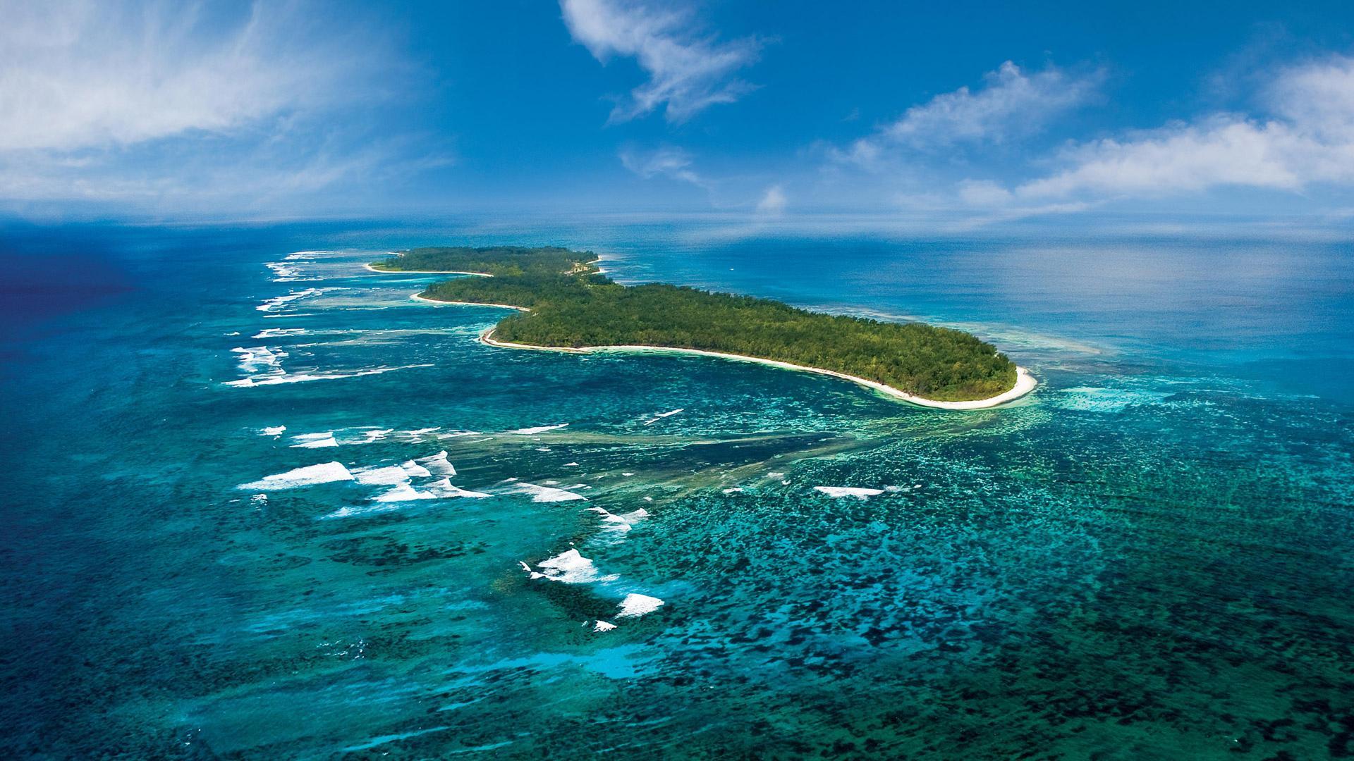 Four Seasons abrirá el único resort en una remota isla de Seychelles