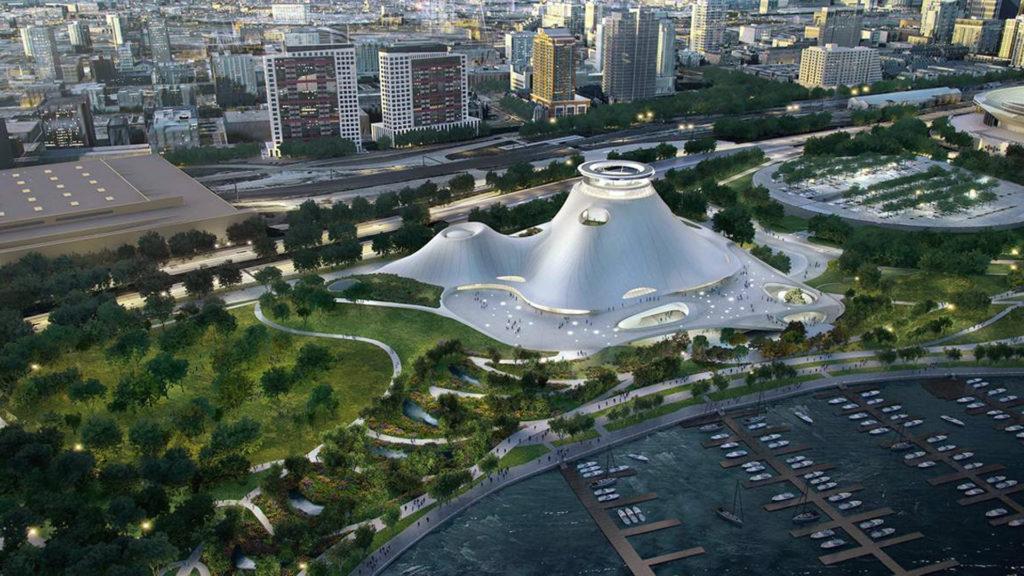 George Lucas abandonó los planes de construir su museo en Chicago