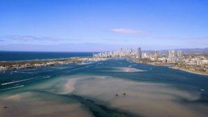Las mejores imágenes de Gold Coast desde el aire