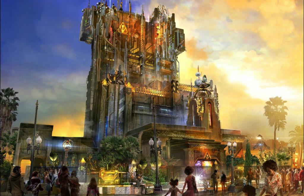 Guardianes de la Galaxia desembarca en Disney California