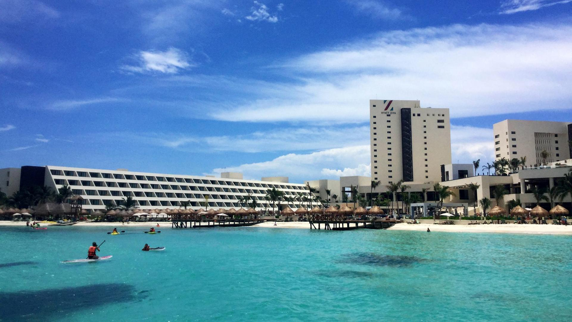 Hyatt lanza Turquoize en Cancún, All Inclusive solo para adultos