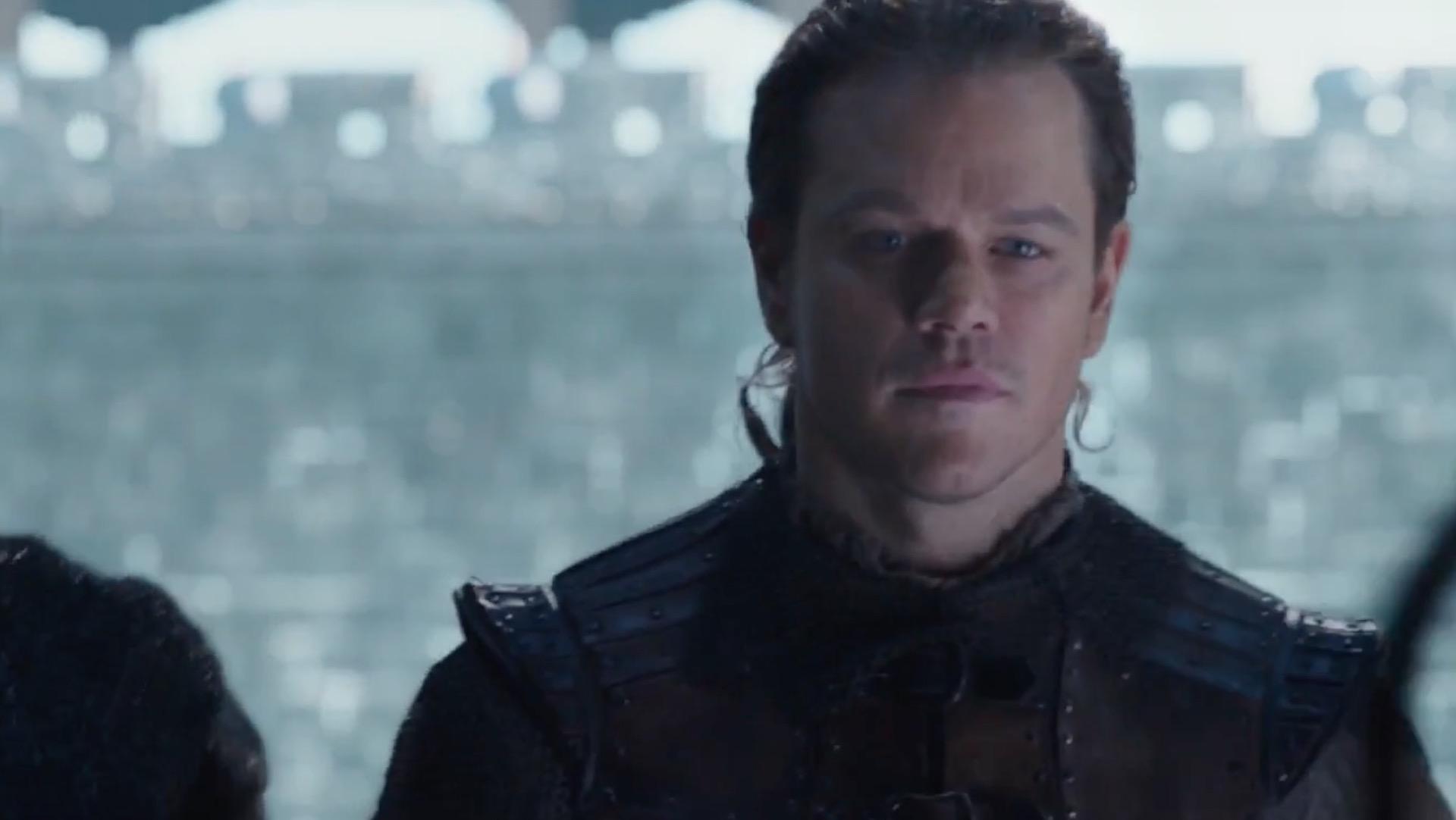 Después de Jason Bourne, Matt Damon nos trae la película La Gran Muralla: este es su trailer