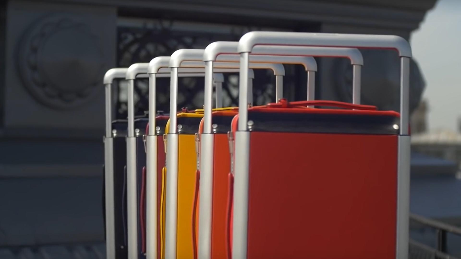 Louis Vuitton rediseña su clásico equipaje de la mano de Marc Newson