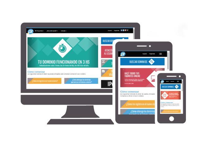 Cambió la operatoria para registros y renovación de dominios web en Argentina