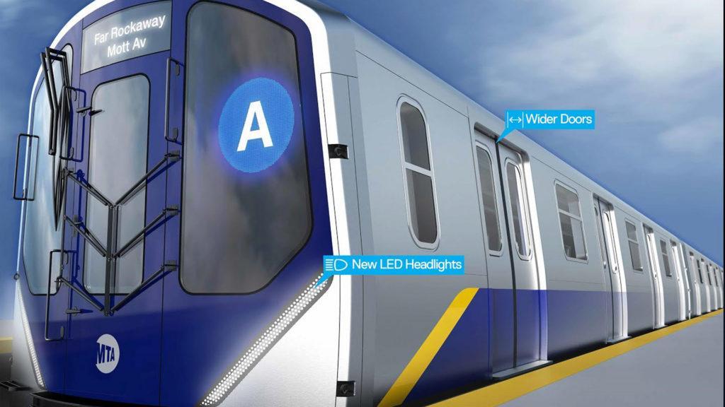 NYC Subway: Wi-Fi, puertos USB y carteles digitales para el nuevo metro de Nueva York
