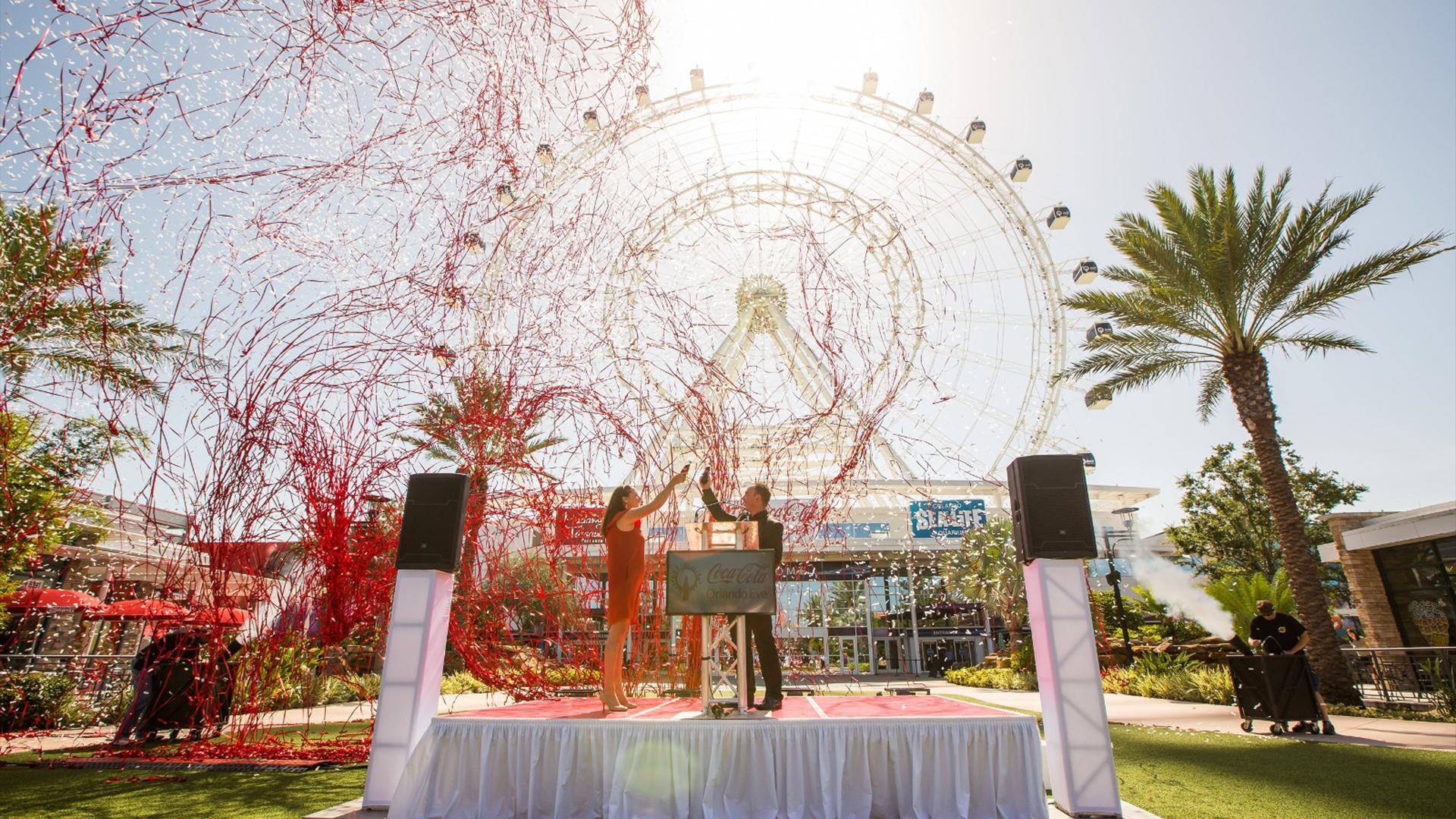 Coca-Cola Orlando Eye es la nueva atracción de Florida
