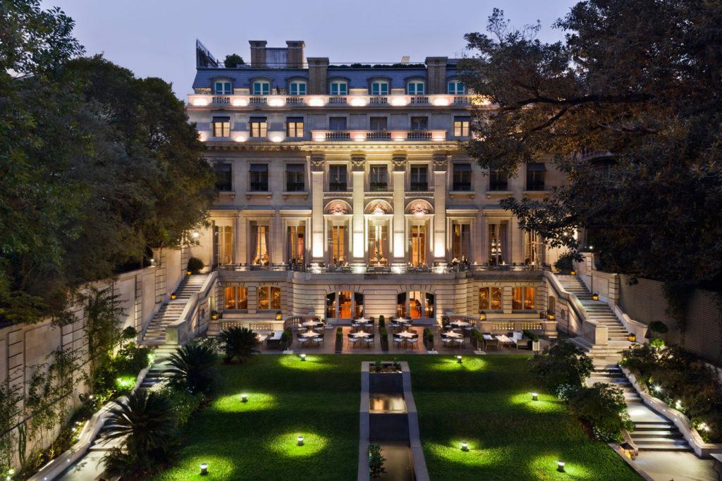 Palacio Duhau – Park Hyatt celebra diez años en Buenos Aires