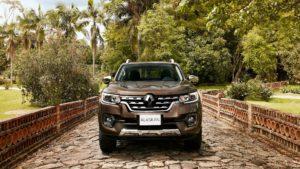 Renault presentó Alaskan, su nueva pick-up que arriba a Latinoamérica