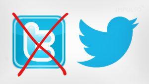 Twitter y su logo: el mal manejo de las redes sociales