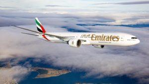 Promoción de Emirates para volar a Río de Janeiro comprando dos pasajes