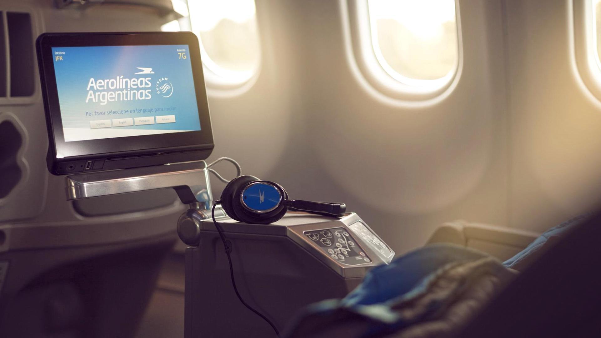 Aerolíneas Argentinas suma frecuencias para vuelos dentro de Argentina