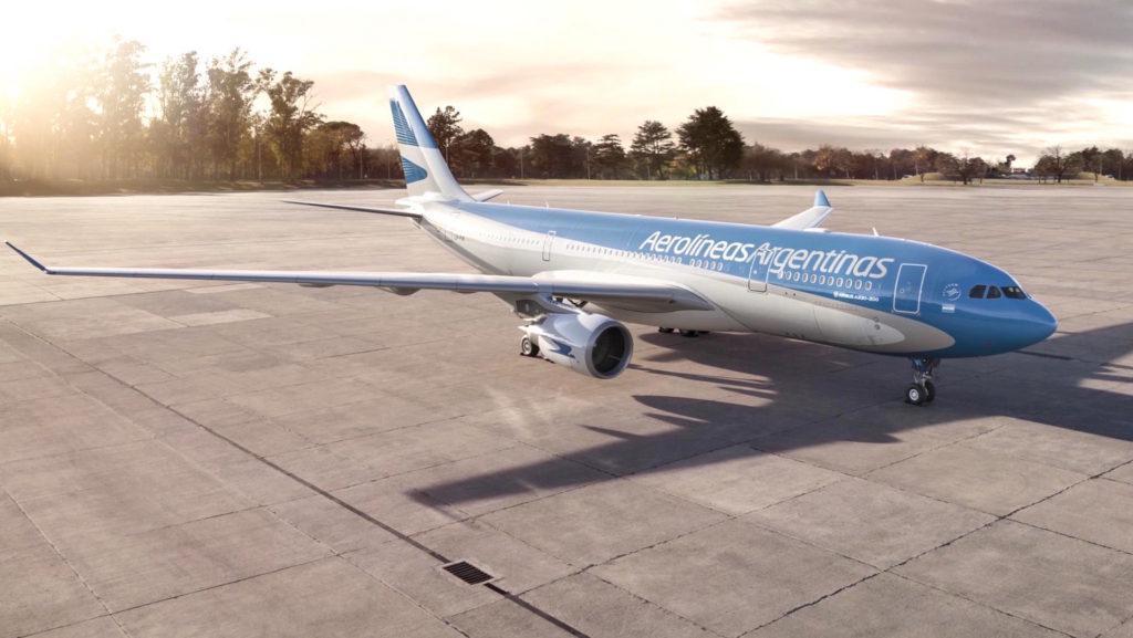 Promoción de Aerolíneas Argentinas: 18 cuotas sin interés con tarjetas Visa de cualquier banco